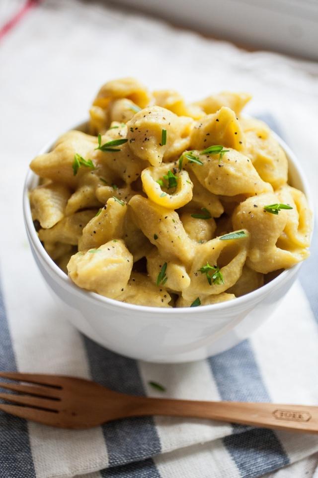 pasta y queso